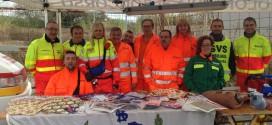 La SVS partecipa al mercatino di Natale a Magrignano