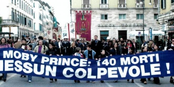 24esimo anniversario della tragedia del Moby Prince