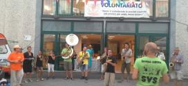 In ricordo di Garibaldo Benifei la Banda Libera ha suonato alla Sagra del Polpo