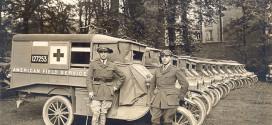 100 anni del soccorso americano nella grande guerra