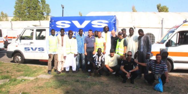 Insieme per condividere con la comunità islamica gli aiuti alle aree terremotate
